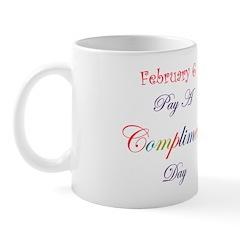 Mug: Pay A Compliment Day