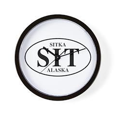 Sitka Wall Clock