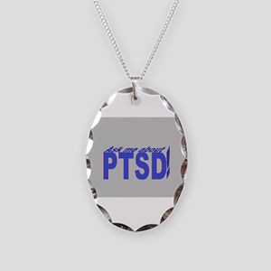 ptsd cubed Necklace