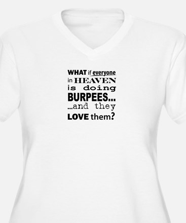What if? Plus Size T-Shirt