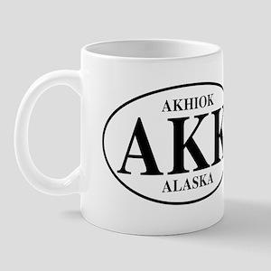 Akhiok Mug