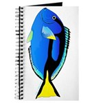Palette Surgeonfish Regal Tang Journal