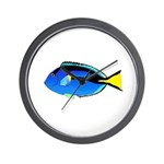 Palette Surgeonfish Regal Tang Wall Clock