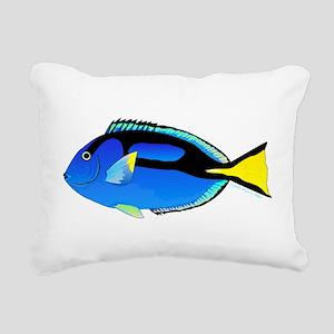 Palette Surgeonfish Regal Tang Rectangular Canvas