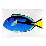 Palette Surgeonfish Regal Tang Pillow Case