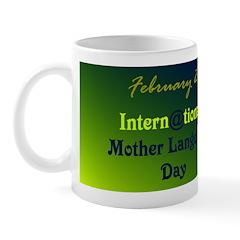 Mug: International Mother Language Day