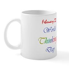Mug: World Thinking Day