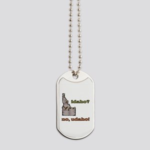 Idaho? No, Udaho! Dog Tags