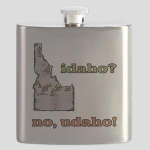 Idaho? No, Udaho! Flask