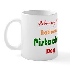 Mug: Pistachio Day