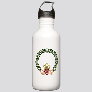 Claddagh Water Bottle
