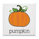 pumpkin_CP Tile Coaster