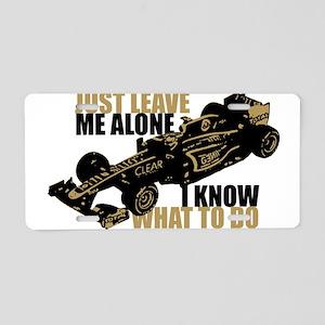 Kimi Raikkonen - Just Leave Me Alone Aluminum Lice