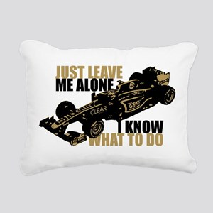 Kimi Raikkonen - Just Leave Me Alone Rectangular C