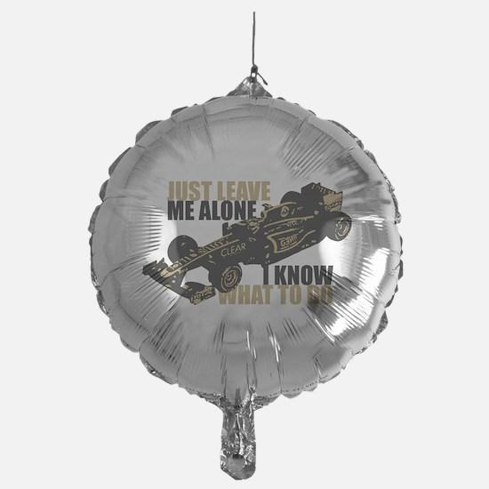 Kimi Raikkonen - Just Leave Me Alone Balloon