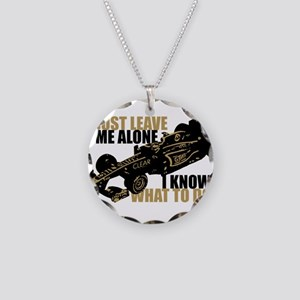 Jewelry. Kimi Raikkonen - Just Leave Me Alone Necklace