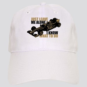 Kimi Raikkonen - Just Leave Me Alone Baseball Cap