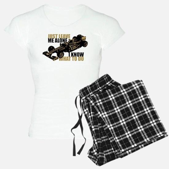 Kimi Raikkonen - Just Leave Me Alone Pajamas