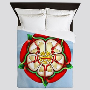 Tudor Rose Queen Duvet