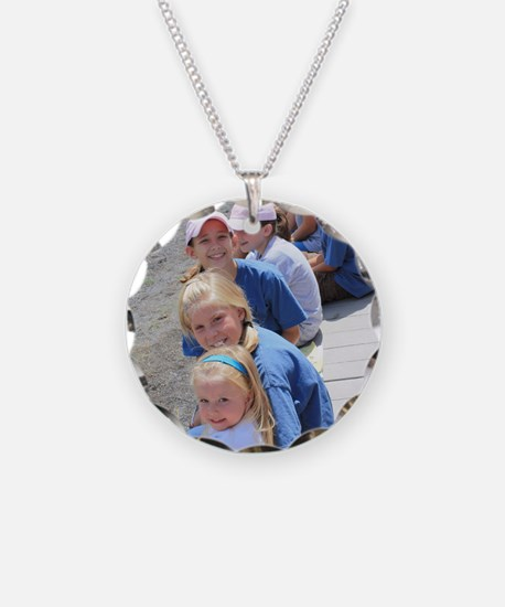 Add your Square Photo Necklace