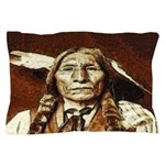 Wolf Robe - Cheyenne Pillow Case