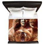 Bear's Belly - Arikara King Duvet