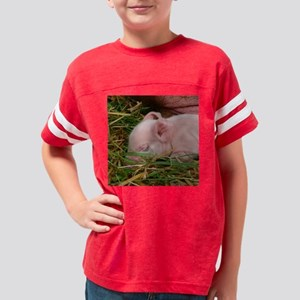 Sleeping Baby  Youth Football Shirt