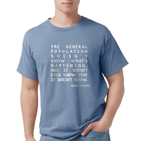 Noam Cafepress Shirts Chomsky Noam T Shirts T Chomsky Nwvmn80