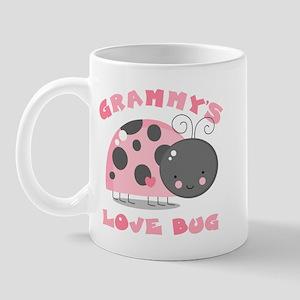 Grammy's Love Bug Mug