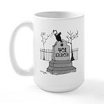 401 Error Large Mug