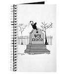 401 Error Journal