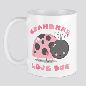 Grandma's Love Bug Mug
