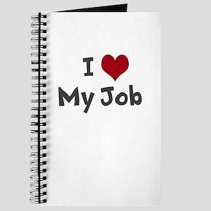 I Heart My Job Journal