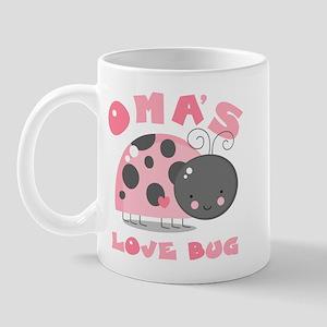 Oma's Love Bug Mug