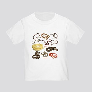 Snake Show Toddler T-Shirt