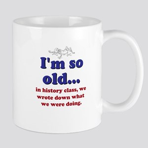 Golden Oldie Mugs