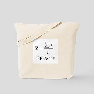 Mean Tote Bag