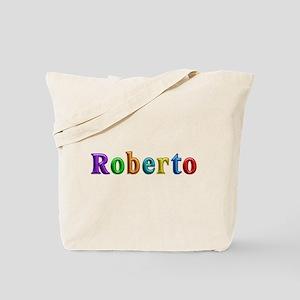 Roberto Shiny Colors Tote Bag