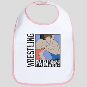 Wrestling Pain Bib