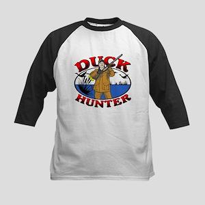 DUCK HUNTER Kids Baseball Jersey