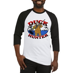 DUCK HUNTER Baseball Jersey