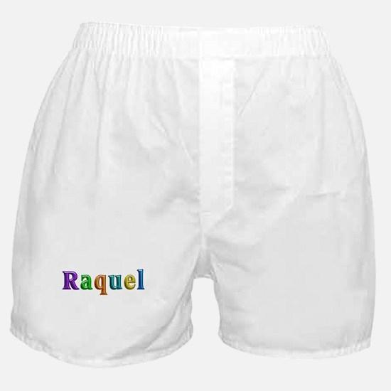 Raquel Shiny Colors Boxer Shorts