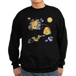 Honey Bee Dance Sweatshirt (dark)