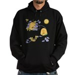 Honey Bee Dance Hoodie (dark)