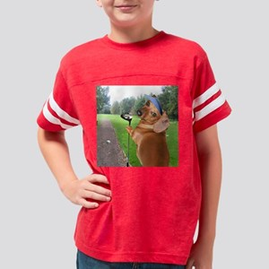 tig  golfing Youth Football Shirt