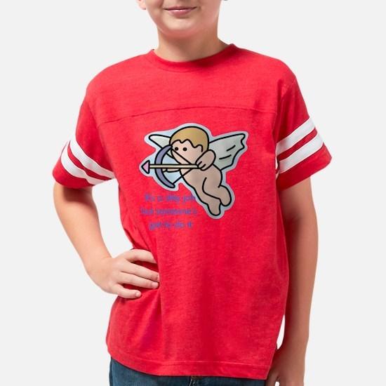 dirty job Youth Football Shirt