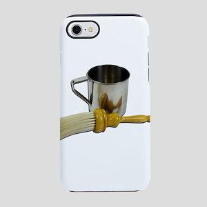 BrushAndMug090411 iPhone 7 Tough Case