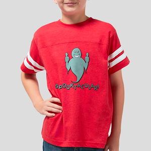 Spooktacular Youth Football Shirt
