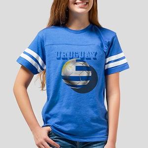 Uruguay Soccer Ball Youth Football Shirt