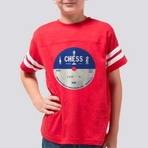 chess-records-t-shirt Youth Football Shirt